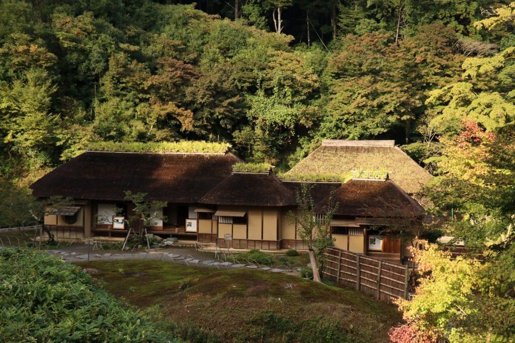 茨城県、徳川光圀が晩年を過ごした屋敷・西山荘