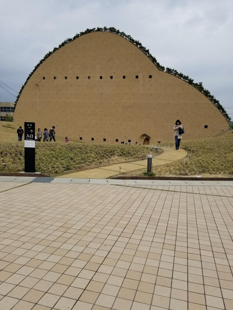 【岐阜】多治見市モザイクタイルミュージアム なぜか、ふしぎな、うつくしさ。