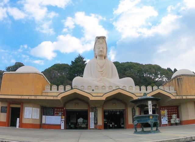京都府、霊山観音の観音様